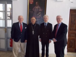 The Commission for the Holy Land together with the Latin Patriarch of Jerusalem