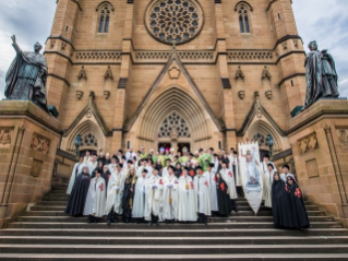 The first regional meeting for Australian and Pacific Rim Lieutenancies of the Order