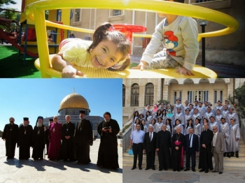 An overview of 2015 in the Holy Land