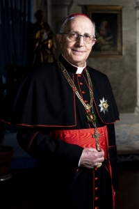 Cardinal Edwin O'Brien, Grand Master of the Order
