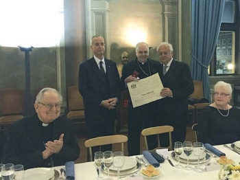 The 2016 Spring Meeting of the Grand Magisterium