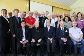 A regional meeting held in Australia