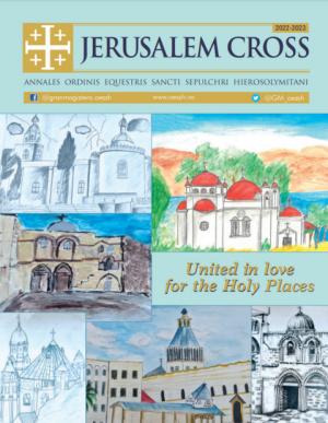 Croce di Gerusalemme 2018_ENG