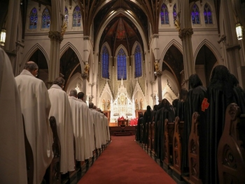 Investiture in Boston