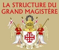 La structure du Grand Magistère